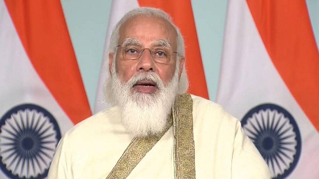 एएमयू का शताब्दी समारोह: PM मोदी ने AMU को बताया 'मिनी इंडिया', कहा- यहां दी जाती है हर धर्म की शिक्षा