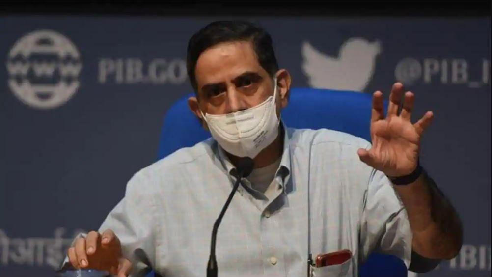 ICMR प्रमुख बलराम भार्गव कोरोना संक्रमित हुए,  दिल्ली  एम्स में कराया गया भर्ती