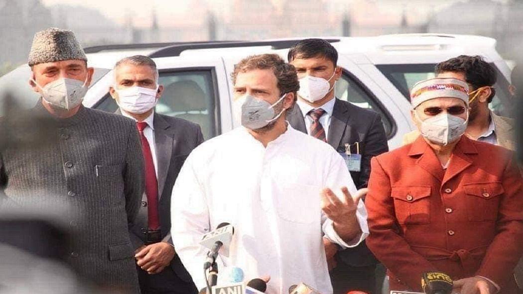 वीडियो: राहुल गांधी बोले- किसान क्या अगर RSS प्रमुख भी मोदी के खिलाफ हो जाएं तो सरकार उन्हें भी आतंकी करार देगी