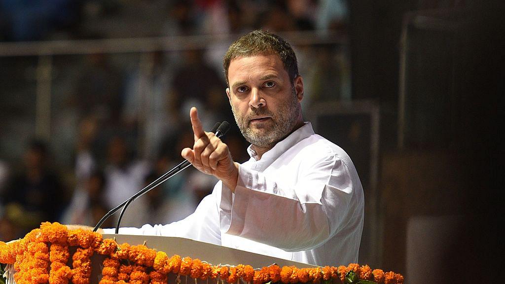 देश में सिर्फ नवंबर महीने में गई 35 लाख लोगों की नौकरी, राहुल गांधी बोले- यही तो है मोदी सरकार