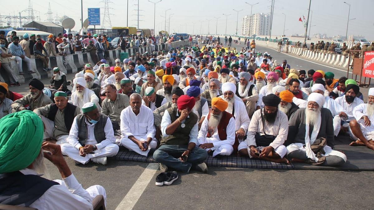 किसान आंदोलन: सख्त हुए किसानों के तेवर! 14 दिसंबर को भूख हड़ताल का ऐलान, कल दिल्ली-जयपुर हाइवे करेंगे बंद