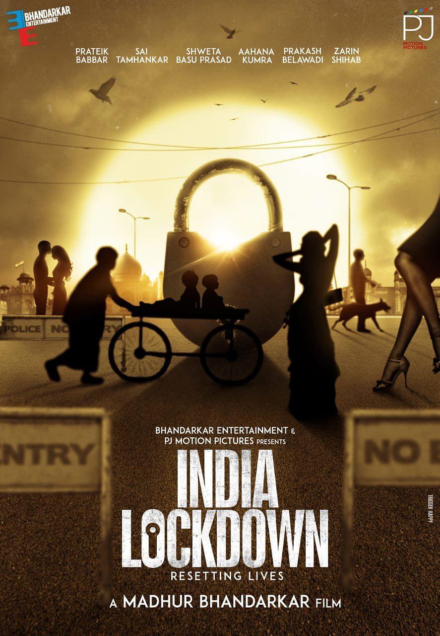 INDIA Lockdown का पोस्टर रिलीज