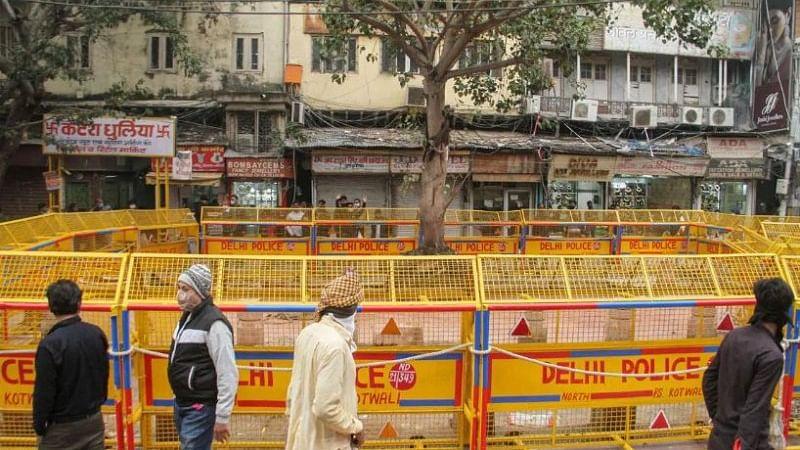 प्राचीन हनुमान मंदिर गिराने के खिलाफ दिल्ली कांग्रेस ने किया प्रदर्शन, बीजेपी-आप पर लगाया गुमराह करने का आरोप