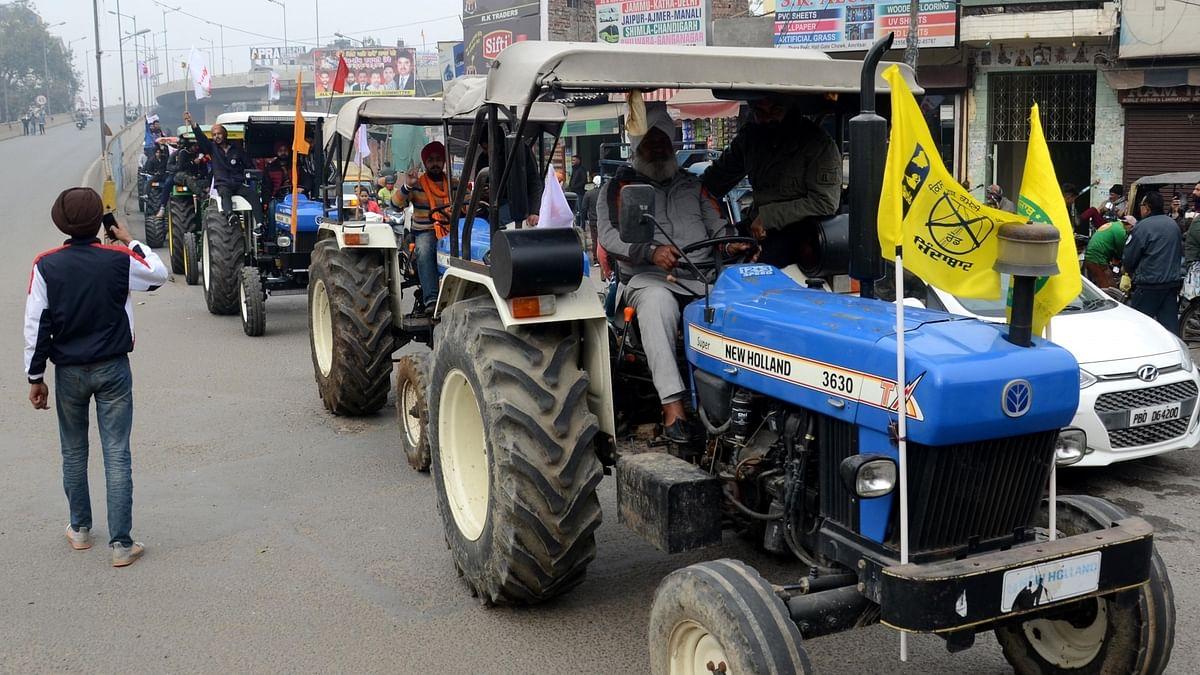 दिल्ली में किसानों के ट्रैक्टर मार्च का स्वागत करेगी कांग्रेस, प्रदेश अध्यक्ष अनिल चौधरी ने किया ऐलान