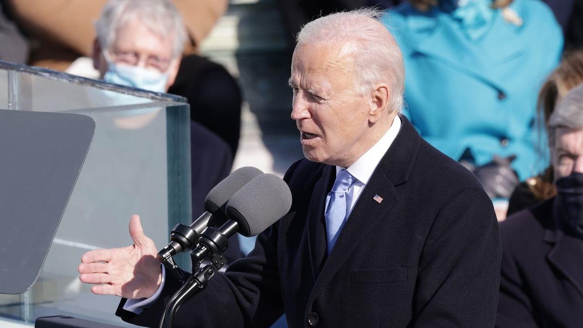 बड़ी खबर LIVE: अमेरिका में हुई बाइडेन युग की शुरुआत, शपथ के बाद बोले- हर एक देशवासी का राष्ट्रपति बनूंगा