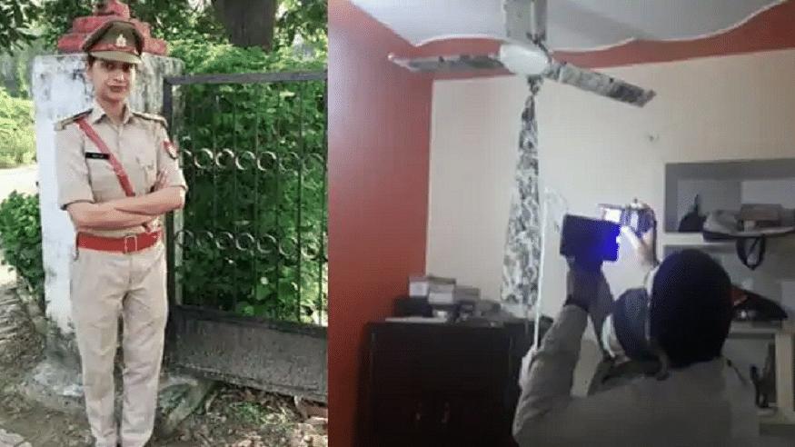 उत्तर प्रदेश के बुलंदशहर में 30 साल की महिला सब इंस्पेक्टर ने फांसी लगाकर की खुदकुशी, मौके से सुसाइड नोट बरामद