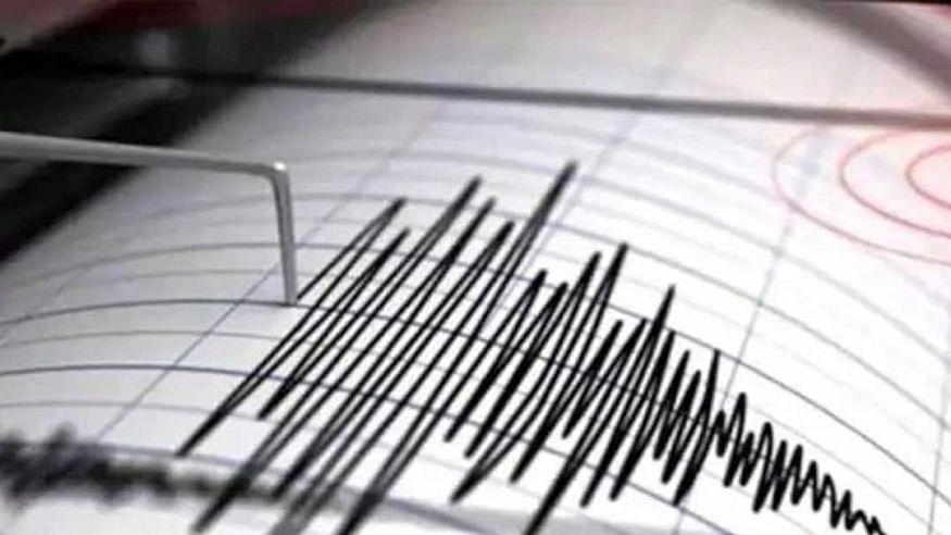 दिल्ली में महसूस किए गए भूकंप के झटके, रिक्टर स्केल पर 2.8 रही तीव्रता