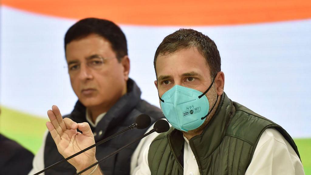 राहुल का PM मोदी पर हमला, कहा- भारतीय क्षेत्र कब्जा रहे चीनी सैनिक, '56 ईंच सीना' वाले व्यक्ति ने नाम भी नहीं लिया