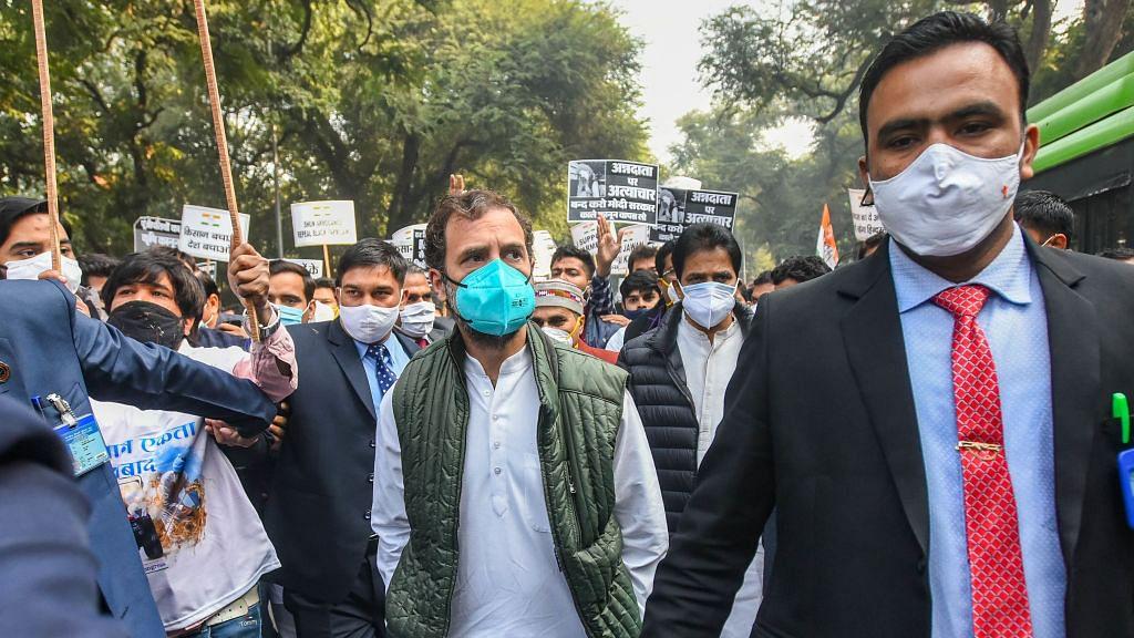 राहुल ने किसानों के लिए नया कैंपेन किया शुरू, कहा- अहंकारी मोदी सरकार के खिलाफ अन्नदाता के सत्याग्रह में दें साथ