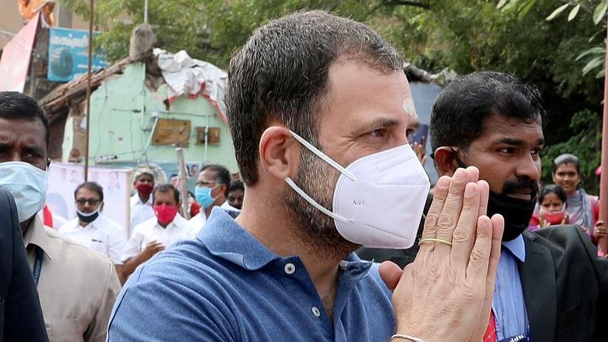 किसानों की परेशानियां सुनने की बजाए मोदी सरकार उन्हें आतंकी बता रही, मोदी सरकार पर राहुल गांधी का जोरदार हमला