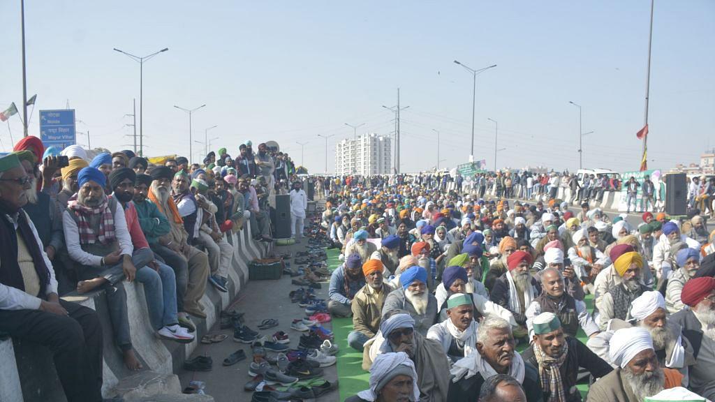 BJP सांसद के विवादित बयान- किसान आंदोलन में एके-47 लेकर बैठे हैं खालिस्तानी