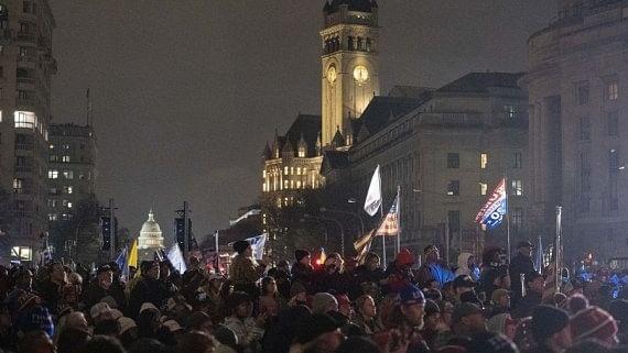 वाशिंगटन में हुए दंगे पर कांग्रेस ने जताई चिंता, जानें अपने दोस्त ट्रंप की करतूत पर क्या बोले पीएम मोदी