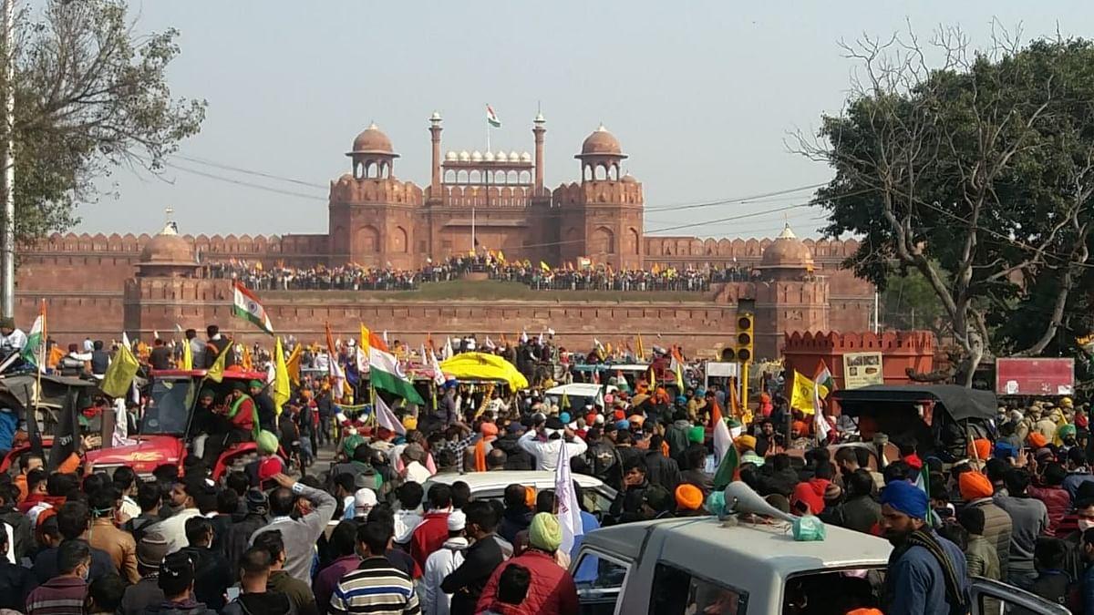 दिल्ली सीमा से लगे हरियाणा के तीन जिलों में इंटरनेट बंद, आज शाम तक जारी रहेगी पाबंदी