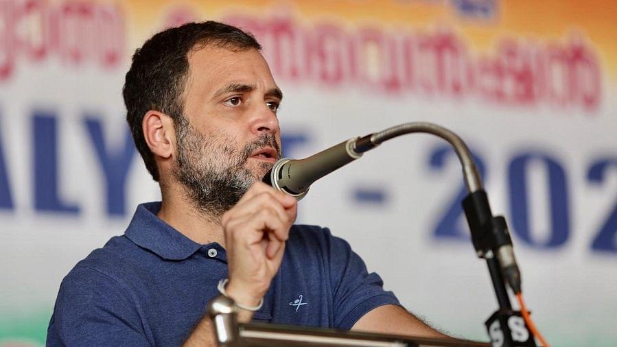 मोदी सरकार में देश कुछ कॉरपोरेट के हाथ में, लोकतंत्र के लिए अच्छा नहींः राहुल गांधी