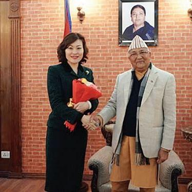 प्रतीकात्मक फोटोः नेपाली मीडिया