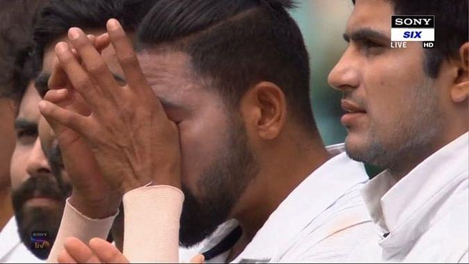 सिडनी टेस्ट में एक बार फिर नस्लीय टिप्पणी का शिकार हुए सिराज, इस घटना के कारण लगभग 10 मिनट तक रुका रहा खेल