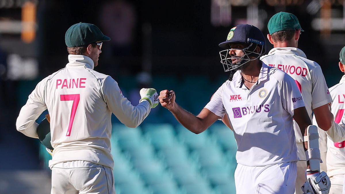 सिडनी: 41 साल बाद टीम इंडिया ने टेस्ट क्रिकेट में किया ये बड़ा कारनामा! अश्विन-विहारी 'कंगारूओं' पर ऐसे पड़े भारी