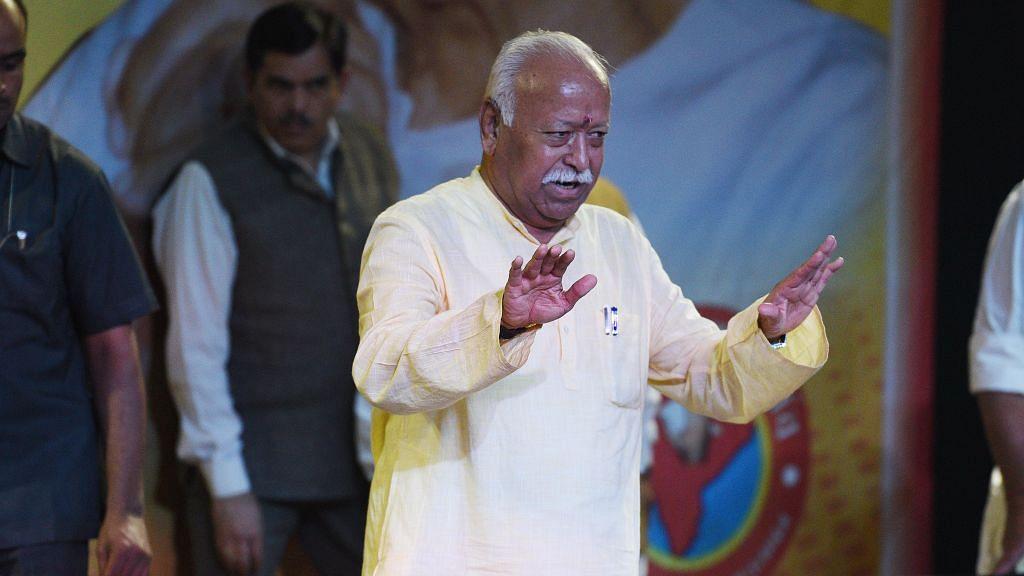देशभक्ति पर RSS प्रमुख मोहन भागवत बोले- कोई हिन्दू नहीं हो सकता देशद्रोही