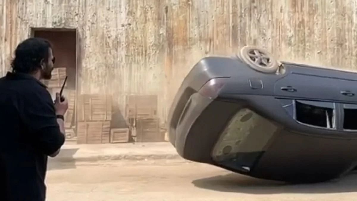सिनेजीवन: फिल्म 'भूत पुलिस' की रिलीज डेट का ऐलान और रोहित शेट्टी ने दिखाया धमाकेदार एक्शन सीन