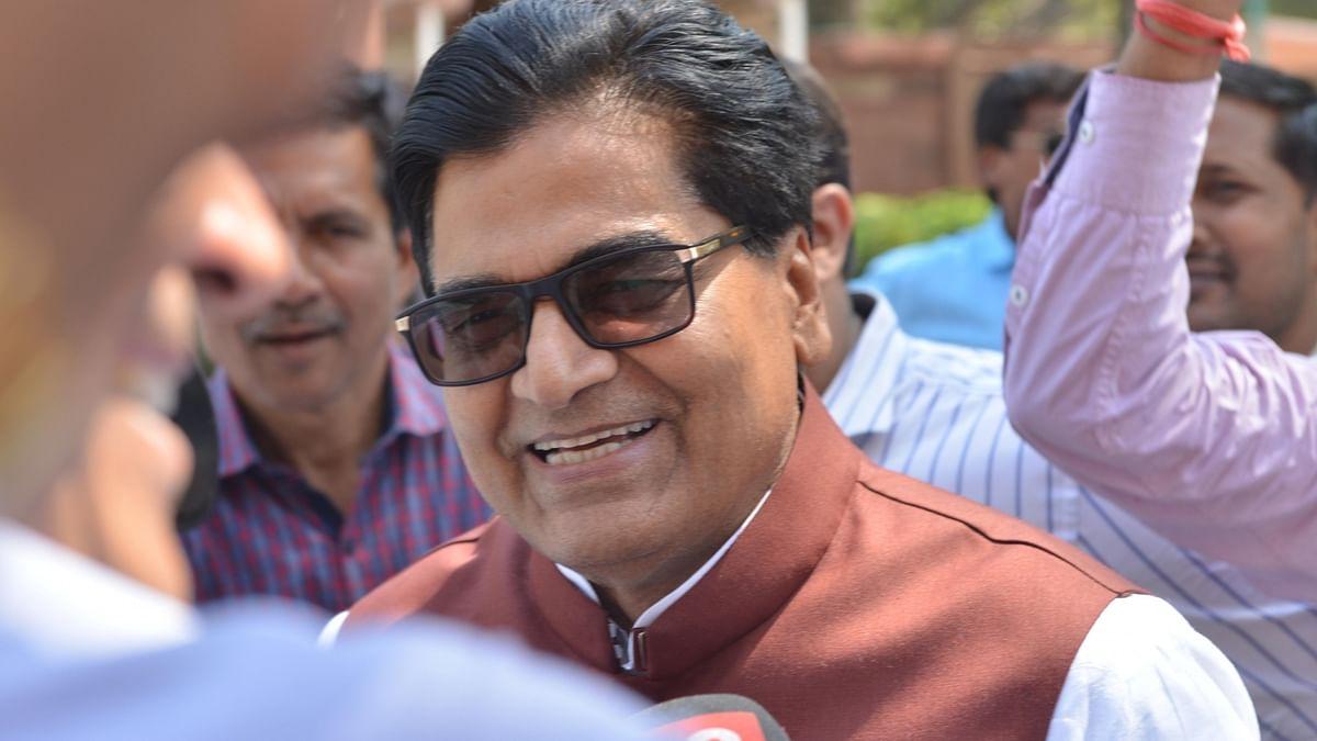 दिल्ली-गाजीपुर जितनी सुरक्षा तो पाकिस्तान बॉर्डर पर भी नहीं, राज्यसभा में बोले सपा सांसद रामगोपाल यादव