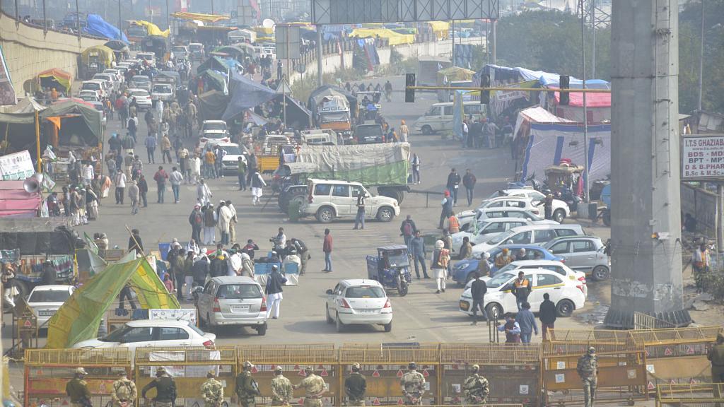 गाजीपुर, सिंघु और टिकरी बॉर्डर पर रात 12 बजे तक बंद रहेगी इंटरनेट सेवा, किसान आंदोलन के चलते बैन का आदेश