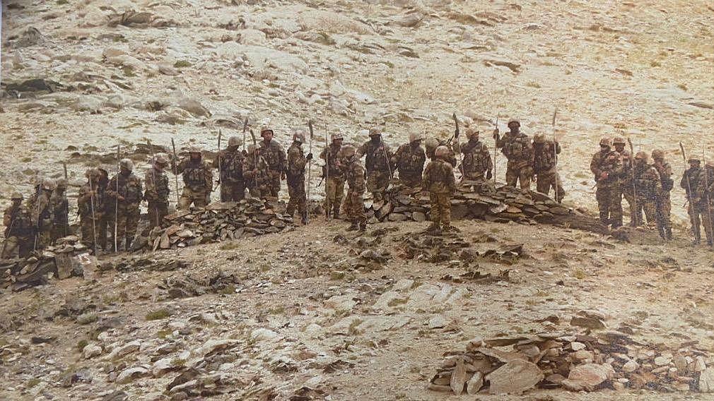 चीन का पहली बार कबलूनामा, गलवान घाटी में खूनी झड़प में मारे गए थे उसके जवान, सम्मानित कर जवानों को किया याद