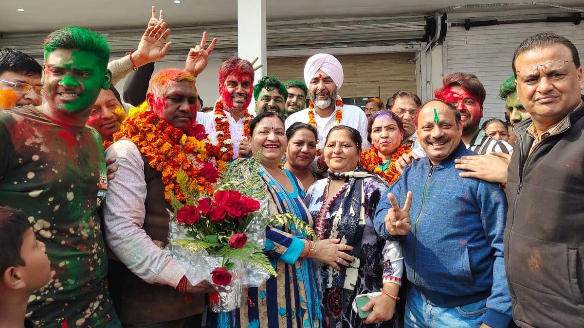 पंजाब निकाय चुनाव में कांग्रेस ने रचा इतिहास, BJP-अकाली दल साफ, बठिंडा में टूटा 53 साल पुराना रिकॉर्ड