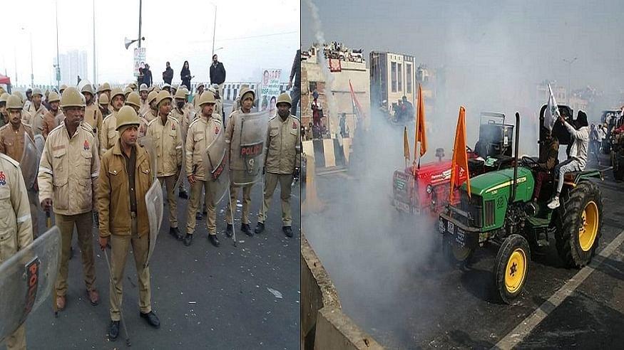 गणतंत्र दिवस बवाल: बुराड़ी हिंसा मामले में तीन और आरोपी गिरफ्तार, अब तक 14 लोगों की हुई गिरफ्तारी