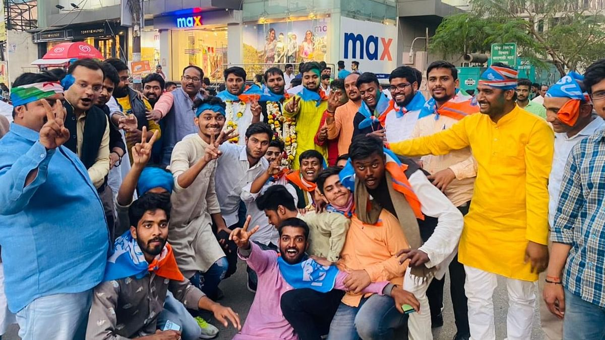 प्रधानमंत्री के संसदीय क्षेत्र में ABVP का सूपड़ा साफ, NSUI ने काशी विद्यापीठ छात्रसंघ चुनाव में लहराया झंडा