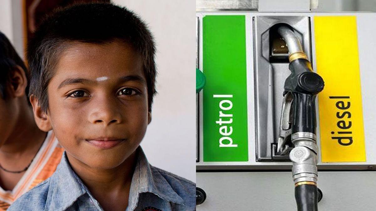 वीडियो: इस पेट्रोल पंप में फ्री में मिल रहा है पेट्रोल, बस आपके बच्चे को करना होगा ये छोटा सा काम!