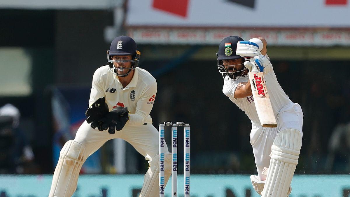 IND Vs ENG: टीम इंडिया के कब्जे में मैच, विराट और अश्विन ने जड़े अर्धशतक