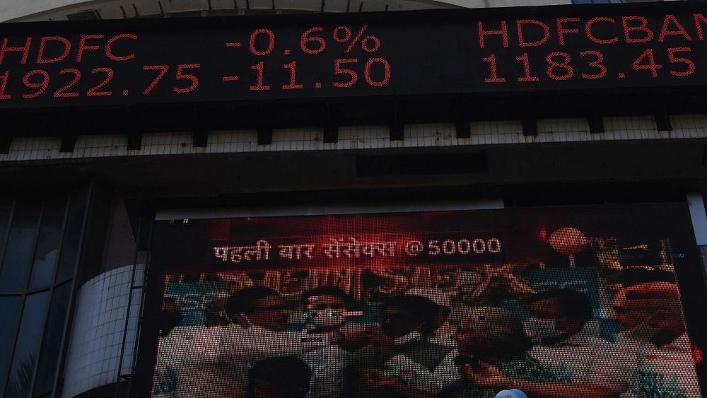 शेयर बाजार में कोहराम, सेंसेक्स 1,000 अंक लुढ़का, इन सेक्टरों में रही बिकवाली