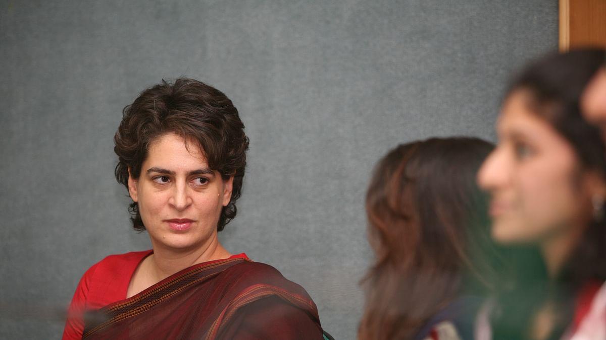 काले कानूनों में किसान हितों का दावा करने वाली बीजेपी ने यूपी के गन्ना किसानों की दुर्गति कर दी: प्रियंका गांधी