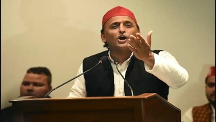 किसान आंदोलन को यूपी चुनाव तक खींचेगी बीजेपी, अखिलेश ने पूंजीपति मित्रों के लिए साजिश का लगाया आरोप