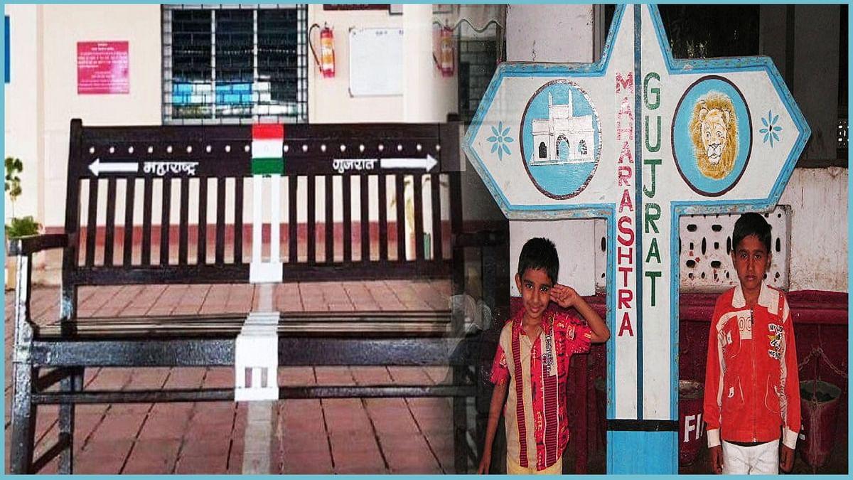 वीडियो: अनोखा है ये रेलवे स्टेशन! टिकट के लिए जाना पड़ता है महाराष्ट्र और गुजरात से मिलती है ट्रेन!