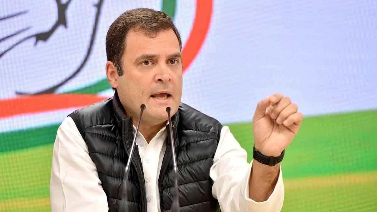 किसानों के आंदोलन को समर्थन देने राहुल गांधी जाएंगे राजस्थान, अगले हफ्ते दो दिन के दौरे पर रहेंगे