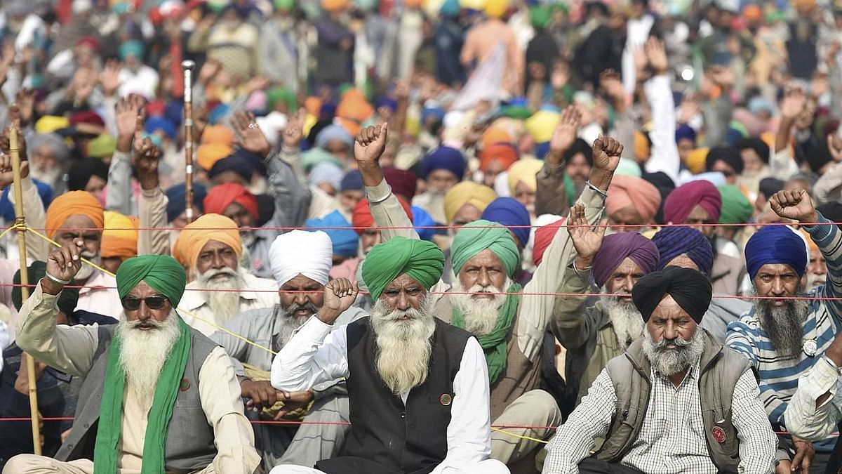 भारत को अंग्रेजों से मुक्त कराने वाले भी 'आंदोलनजीवी' थे, पीएम मोदी के भाषण पर किसान मोर्चा ने दिलाया याद
