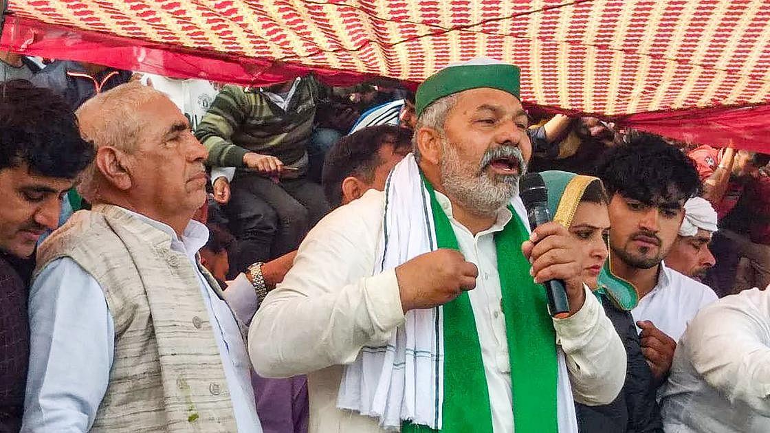 """Farmers Protest LIVE: """"चक्का जाम के दौरान यूपी और उत्तराखंड में हिंसा फैलाने का था प्लान, थी पक्की रिपोर्ट"""""""