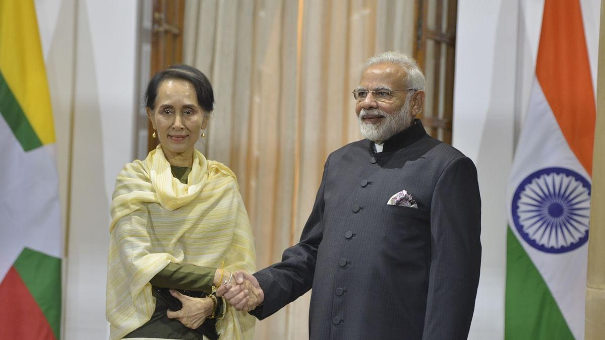 म्यांमार में तख्तापलट से भारत चिंतित, जानें किसकी हो सकती है ये चाल!