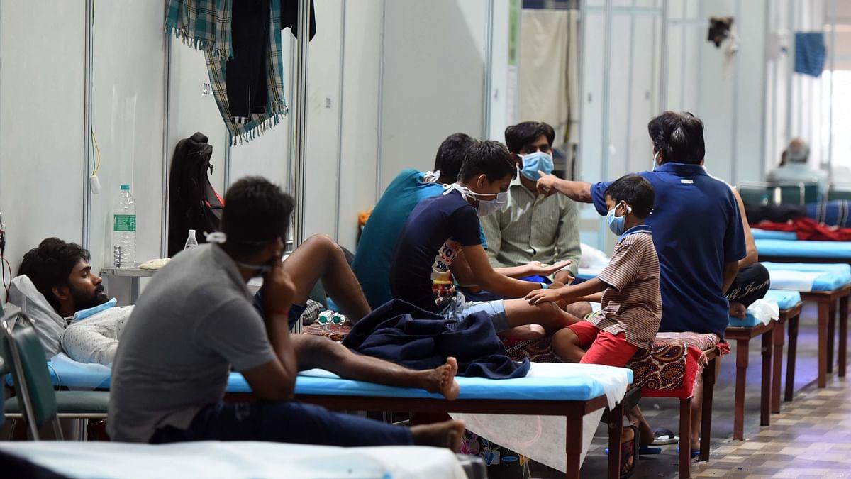 कोरोना अपडेट: देश में लगातार तीसरे दिन संक्रमण के नए मामले 16,000 के पार, 100 से ज्यादा लोगों की मौत