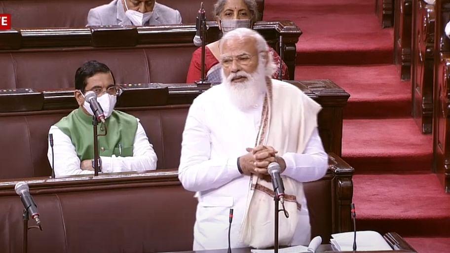 पीएम मोदी के बयान पर राकेश टिकैत बोले- इन बिलों को वापस लेकर, MSP पर कानून बना दो, फिर हम...
