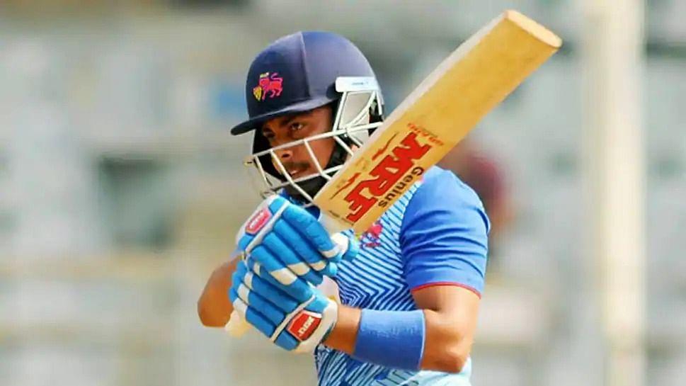 खेल की 5 बड़ी खबरें: पृथ्वी शॉ ने वनडे मैच में ठोका तूफानी दोहरा शतक और मुक्केबाजी में नवीन ने पक्का किया पदक