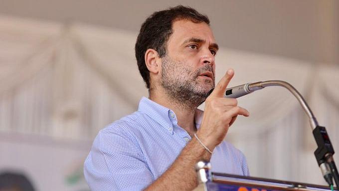 केरल के वायनाड में राहुल गांधी की विशाल रैली, तीनों कृषि कानूनों को बताया 'किसान विरोधी'