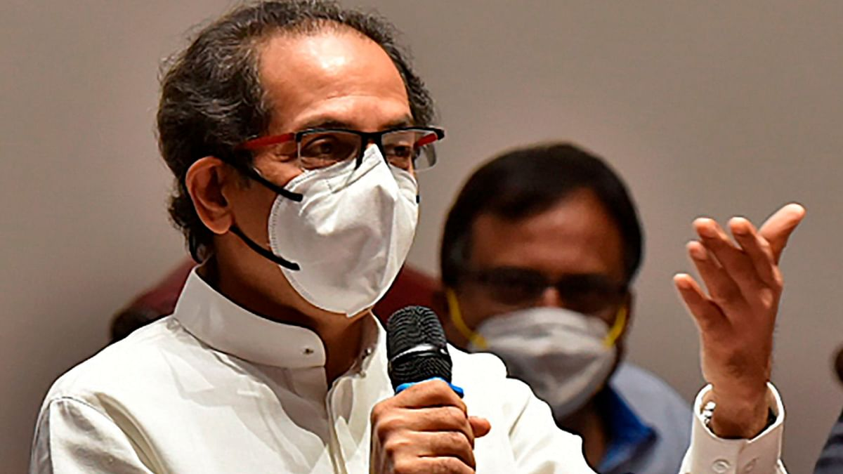 महाराष्ट्र के सीएम उद्धव ठाकरे की चेतावनी, अगर नहीं किया कोविड नियमों का पालन तो लगा दिया जाएगा लॉकडाउन