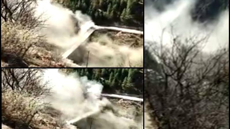 क्या कोरोना लॉकडाउन है कारण उत्तराखंड में ग्लेशियर फटने का! वैज्ञानिक मान रहे कुछ ऐसा