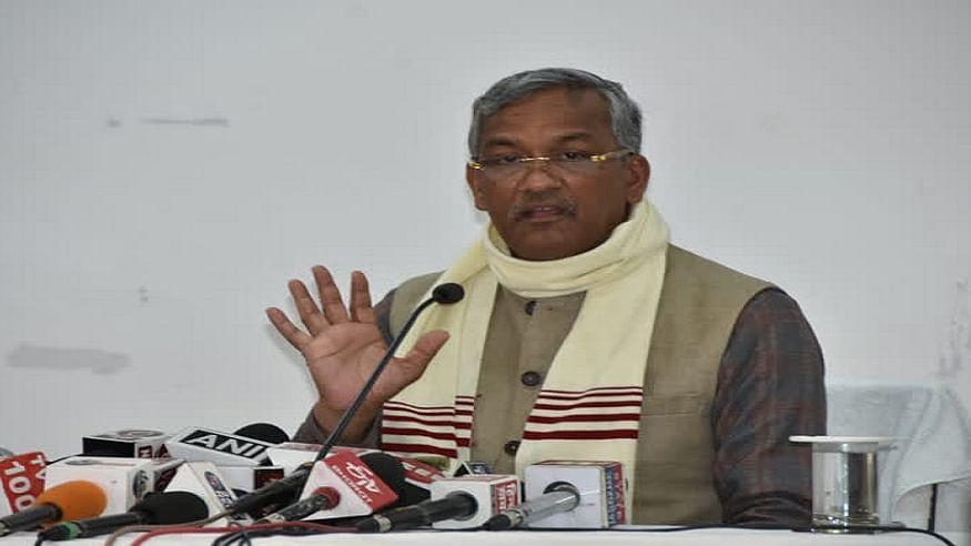 उत्तराखंड के सीएम त्रिवेंद्र सिंह की जाएगी कुर्सी? दिल्ली 'दरबार' में पेशी, BJP नेतृत्व के सामने पक्ष रखने पहुंचे
