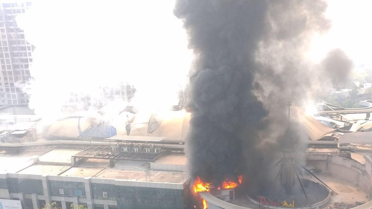 मुंबई में सनराइज अस्पताल में लगी आग, 2 लोगों की मौत, 73 मरीजों को निकाला गया सुरक्षित