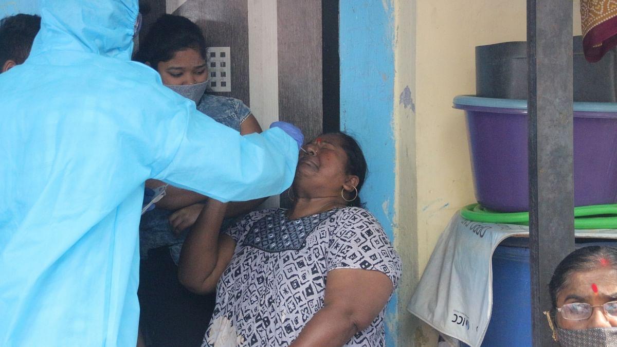 मुंबई में कोरोना मामलों में खौफनाक उछाल, एक दिन में 5,504 नए केस, बीएमसी ने दी चेतावनी