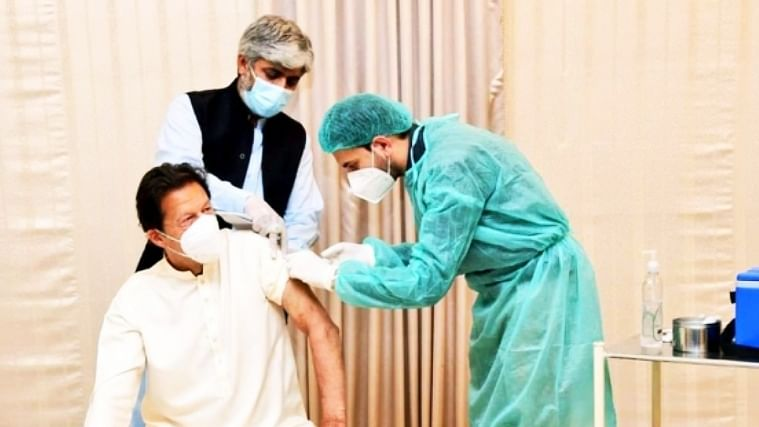 पाकिस्तान के प्रधानमंत्री इमरान खान कोरोना पॉजिटिव, खुद को किया आइसोलेट, 2 दिन पहले लगवाई थी चीन की वैक्सीन