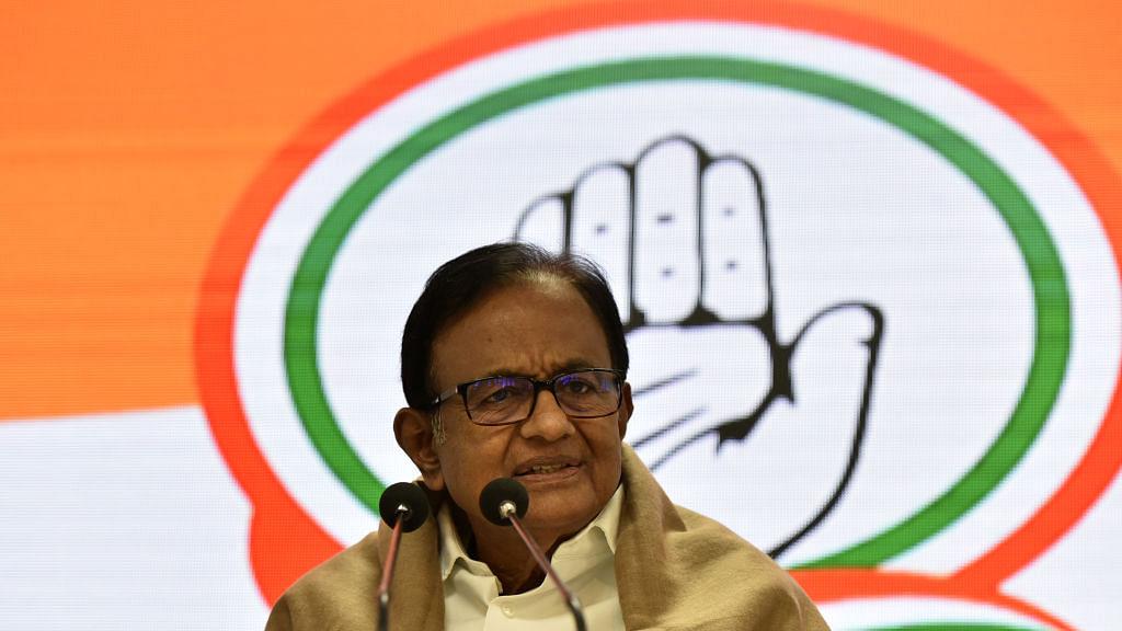 बंगाल चुनाव: चिदंबरम का मोदी सरकार पर हमला, कहा- चुनावी घोषणा पत्र से BJP का असली चेहरा आया सामने